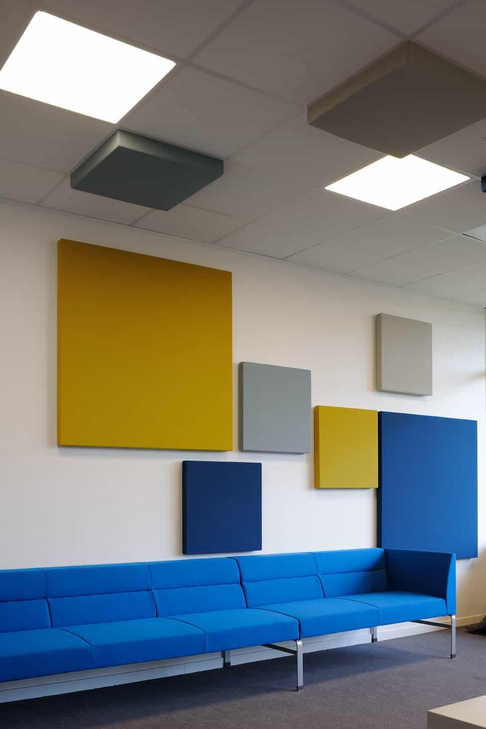 Texaa® Panneaux Stereo une face EM Business School Lyon Archite