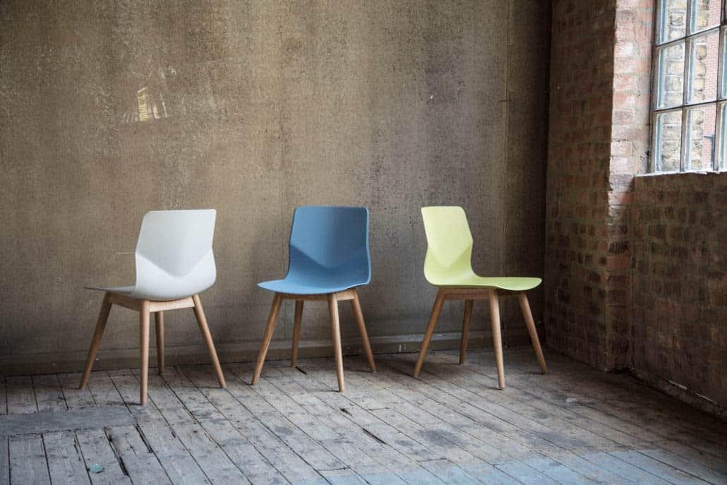 FOURDESIGN FOUR SURE 44 chaise polyvalente