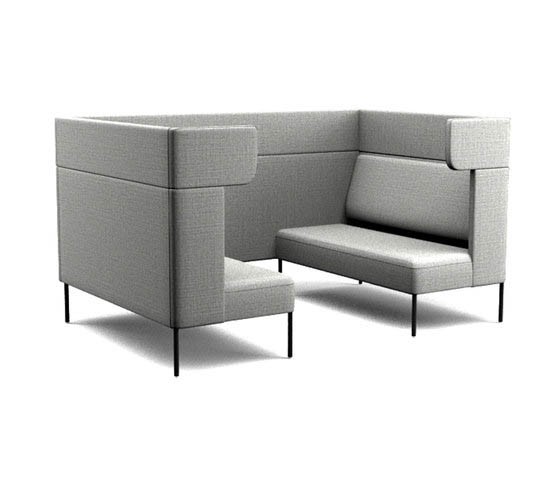 FOUR DESIGN FOUR US BOOTH banquette sofa