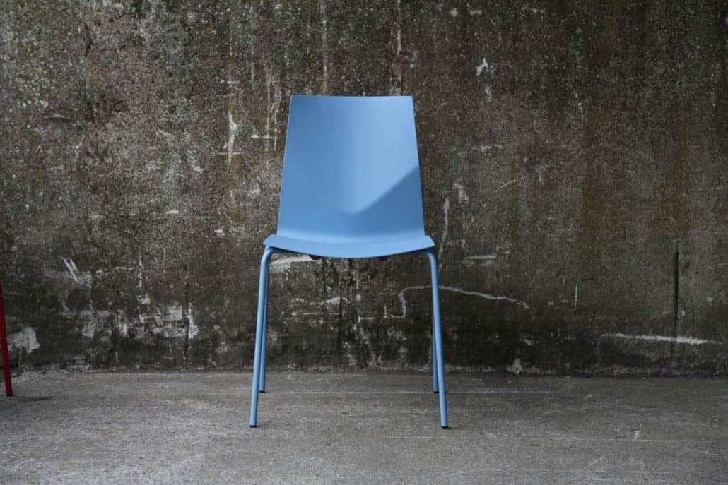FOURDEIGN FOURCAST2 chaise polypropylène