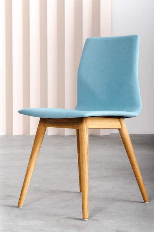 FOURDESIGN FOUR CAST WOOD chaise polyvalente