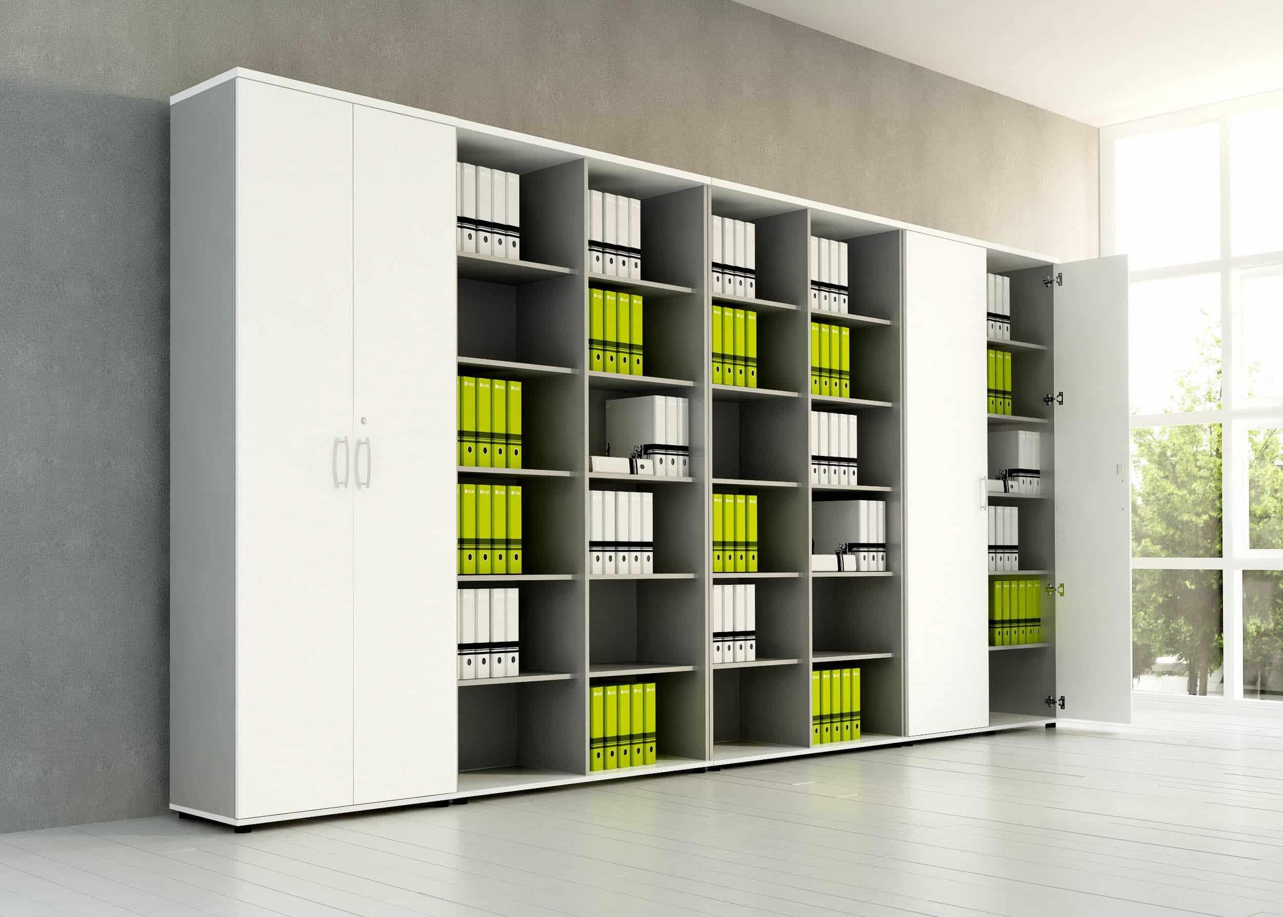mdd armoire étagère bibliothèque