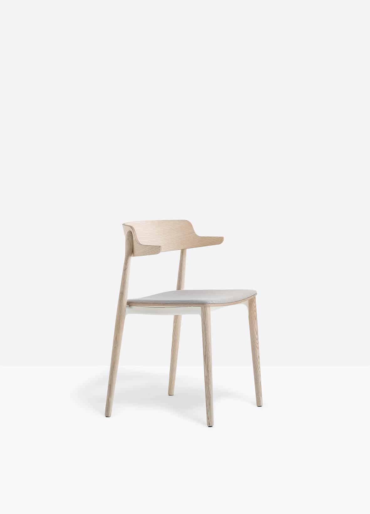 PEDRALI NEMEA 2826 chaise bois