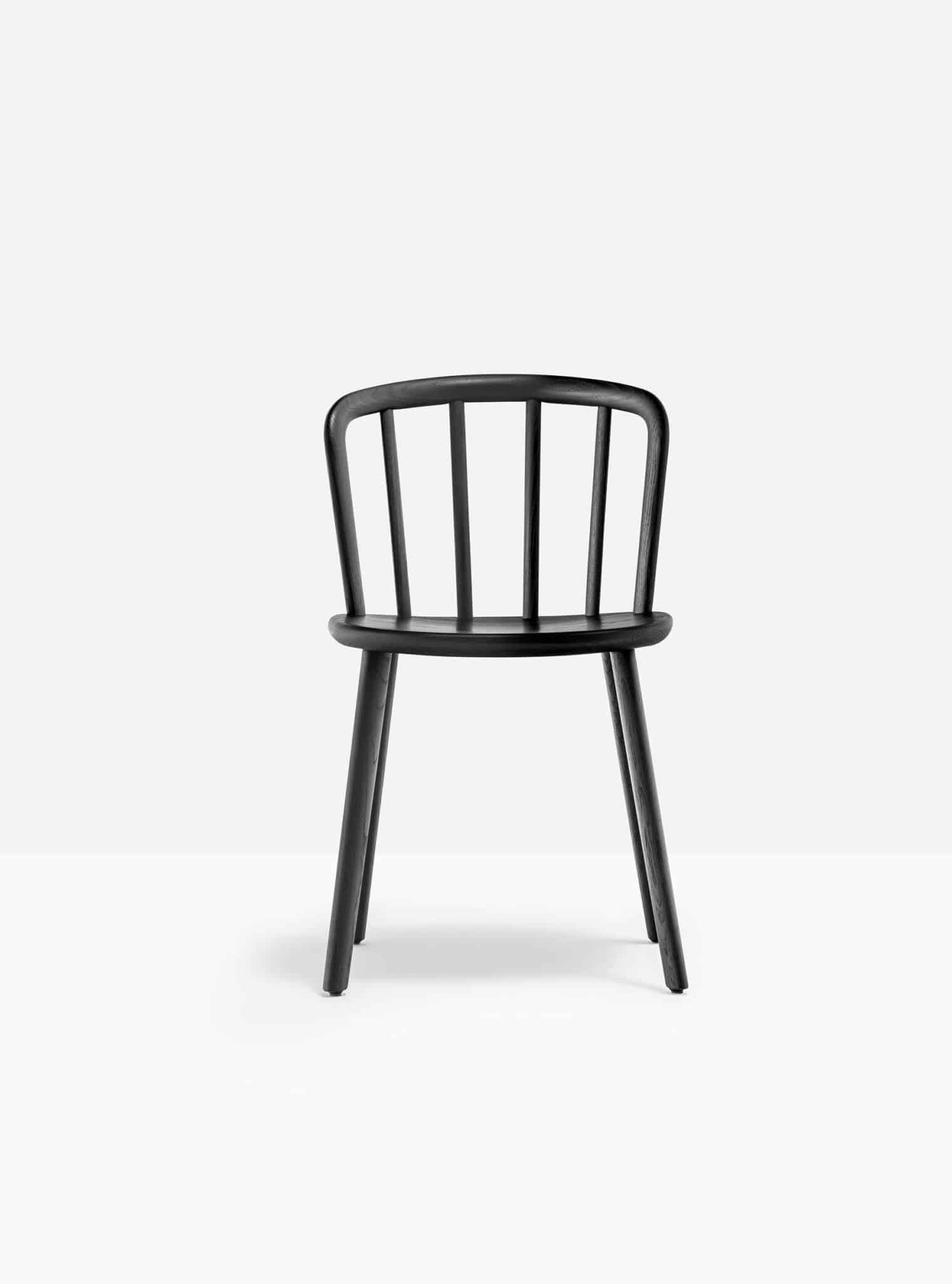 PEDRALI NYM 2830 chaise bois