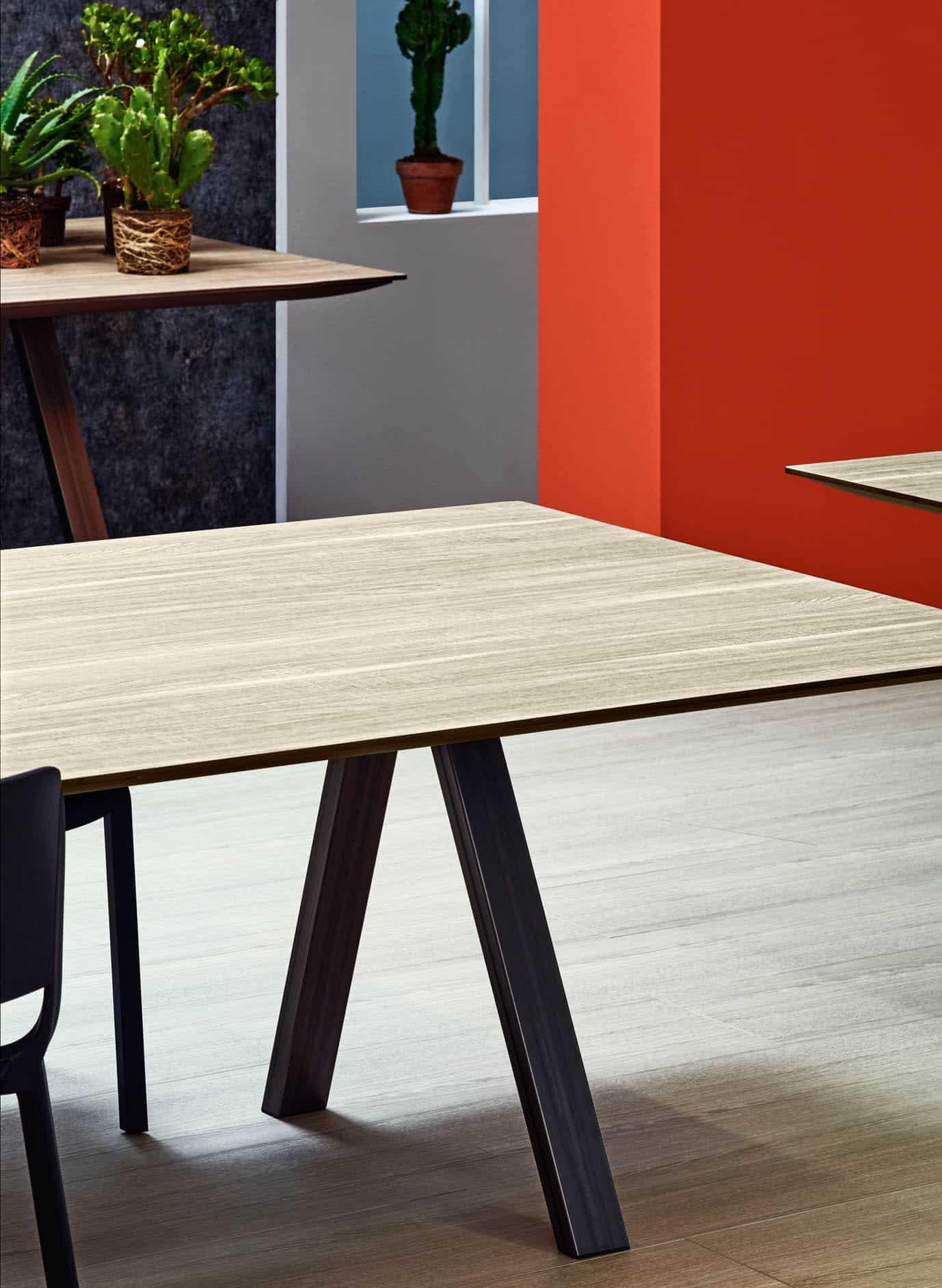 PEDRALI ARKI table restauration