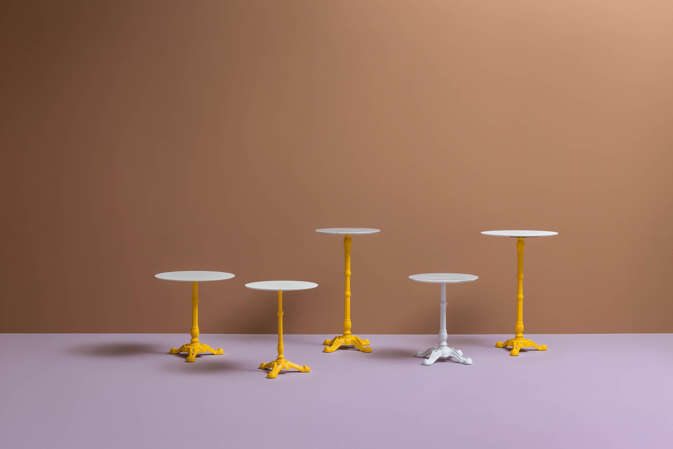 PEDRALI BISTROT table restauration