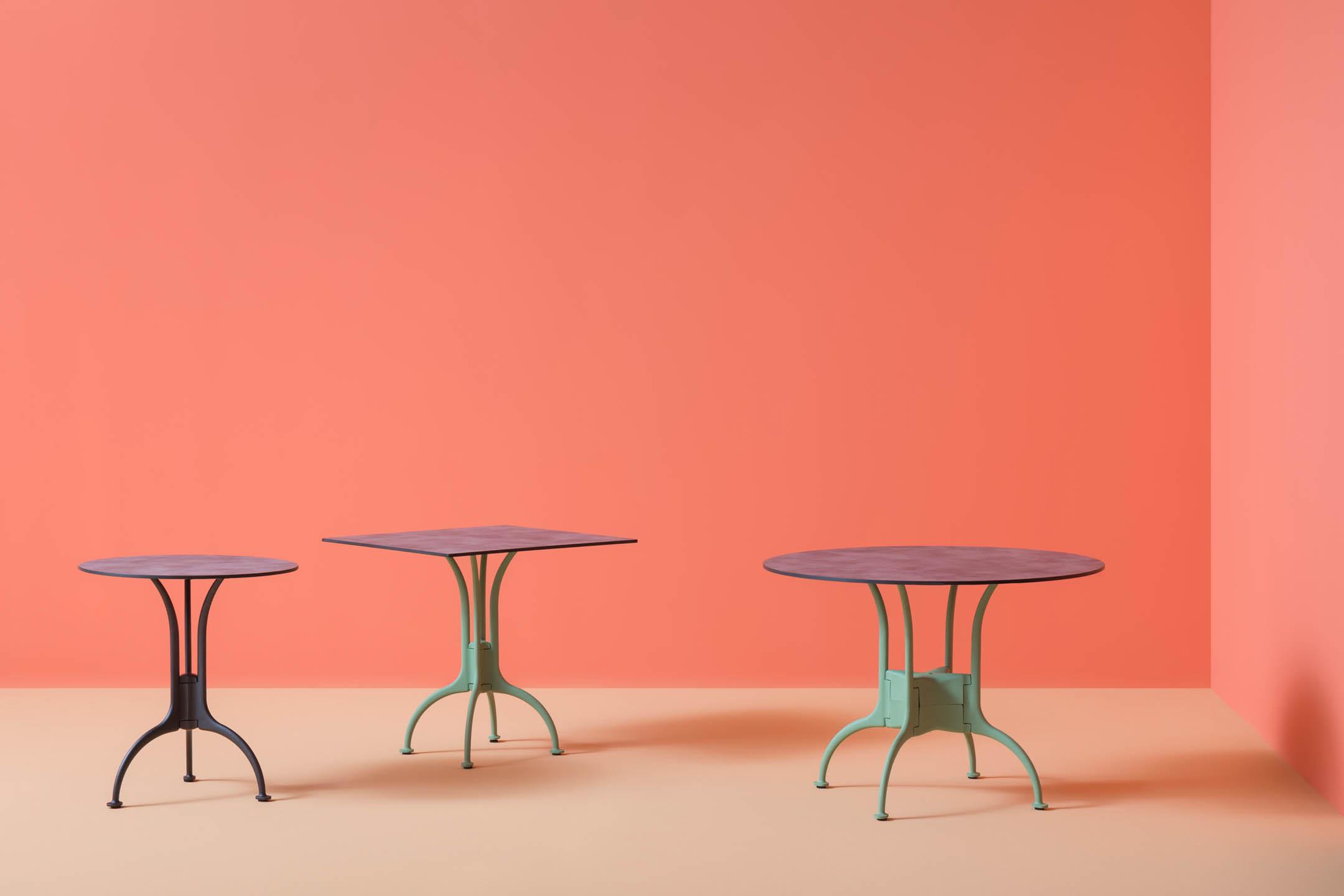 PEDRALI VENICE FLORENCE VERONA  table restauration